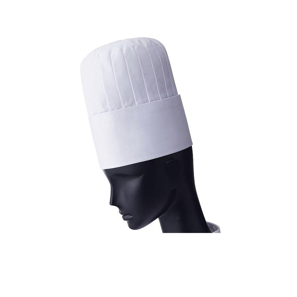 抗菌コック帽 FH−15(ホワイト) LL