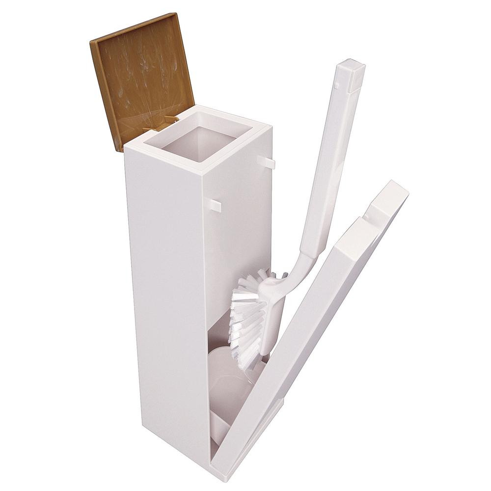 防汚加工トイレ対応 アイコンポ ライトブラウン