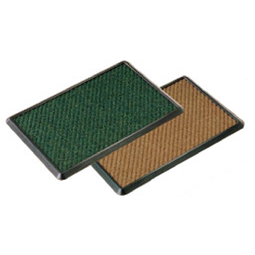 消毒マットセット 900×1200 緑