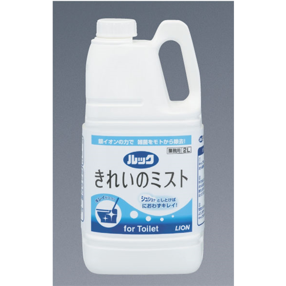 ルック きれいのミスト トイレ用 2L(専用スプレーなし)