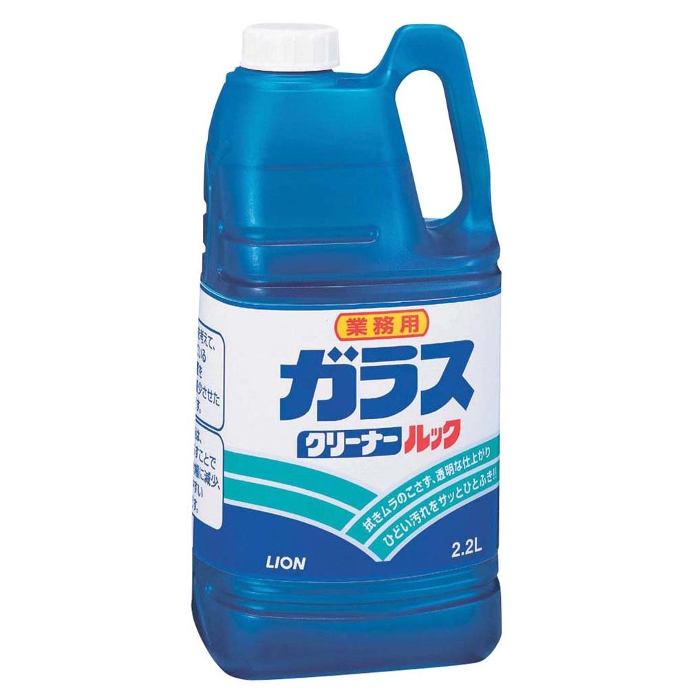 液体ガラスクリーナールック 2.2l