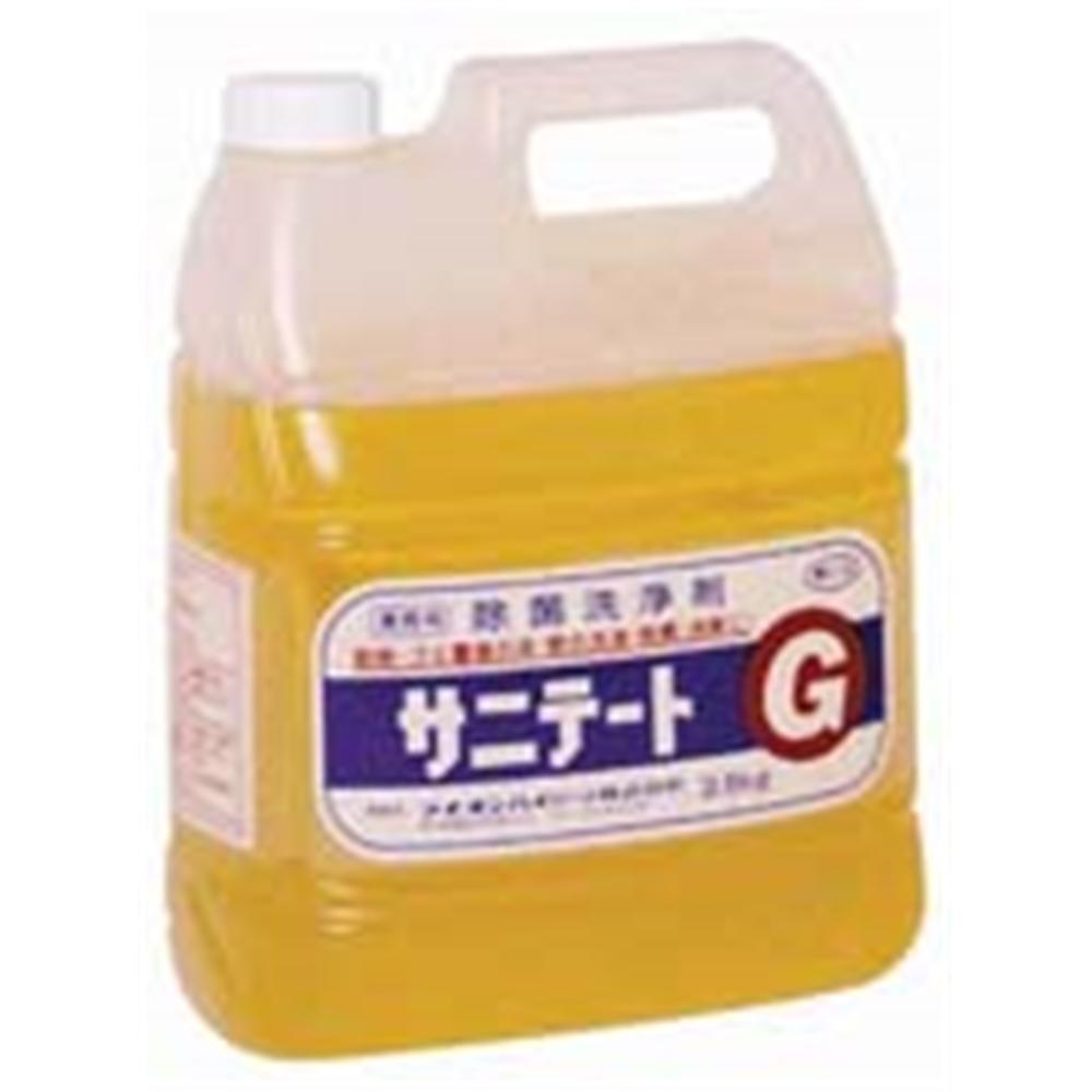 サニテートG(床・壁等の除菌消臭洗浄剤) 3.8kg