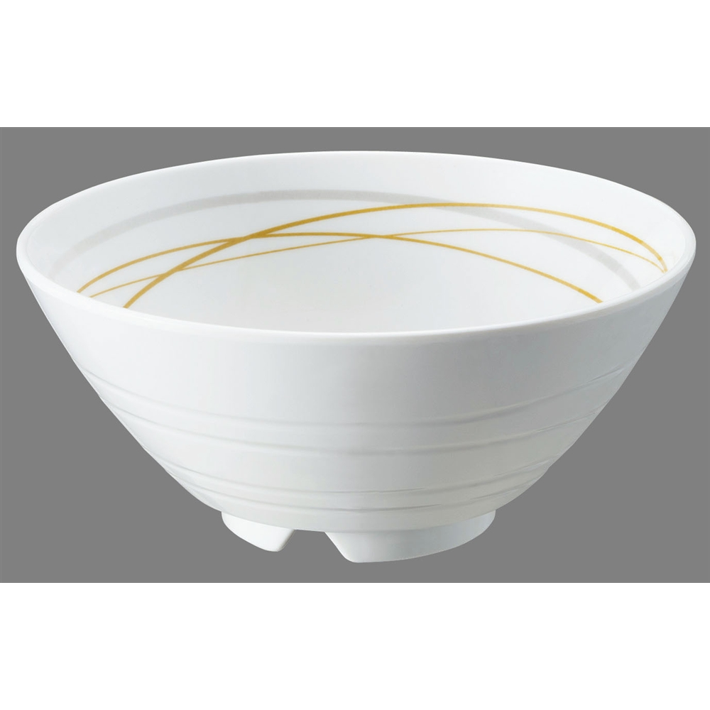 メラミン シュプール 飯茶碗 中 YH−540−SP