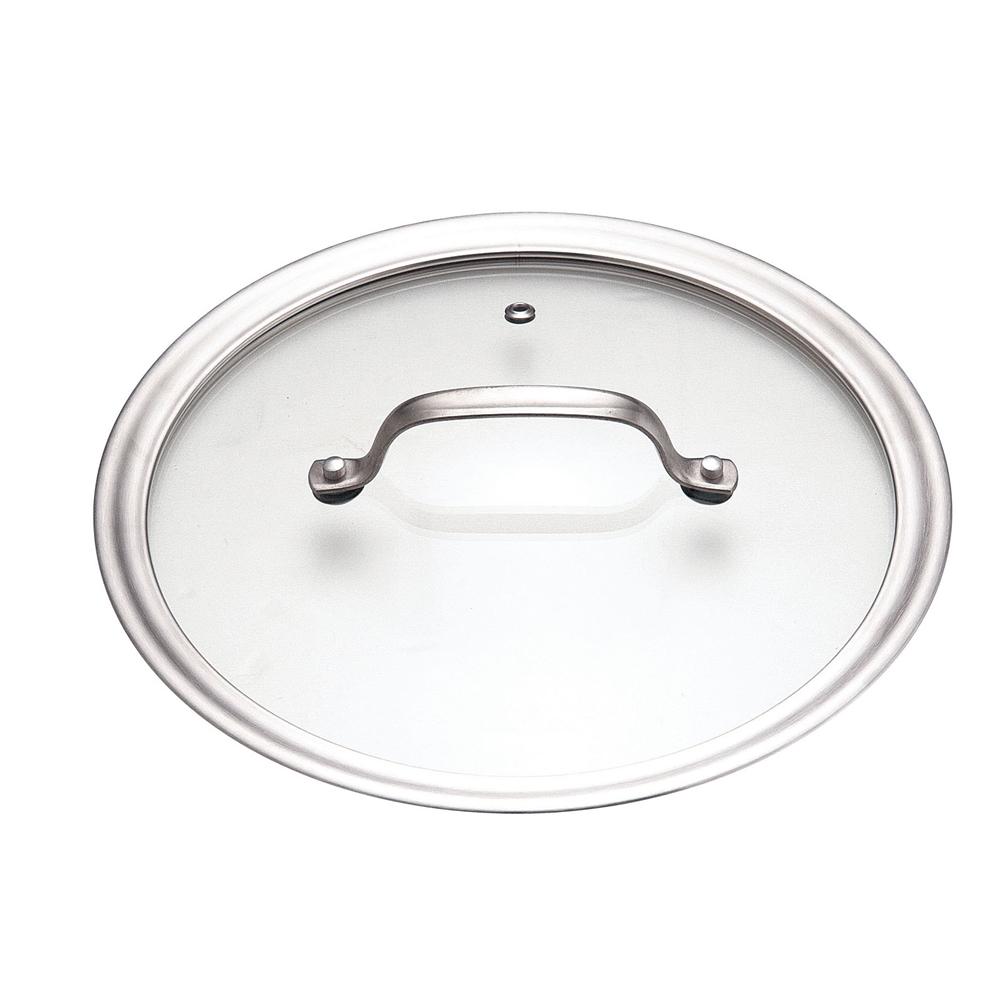 TKG IHセレクト 2層クラッド鍋用 ガラス蓋 20cm