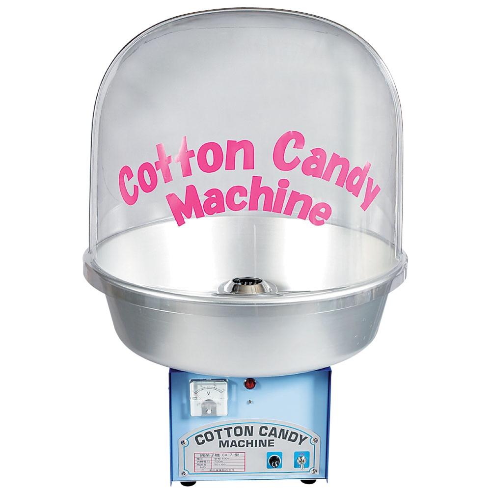 全自動わた菓子機 CA−7型・Bubbleカバー