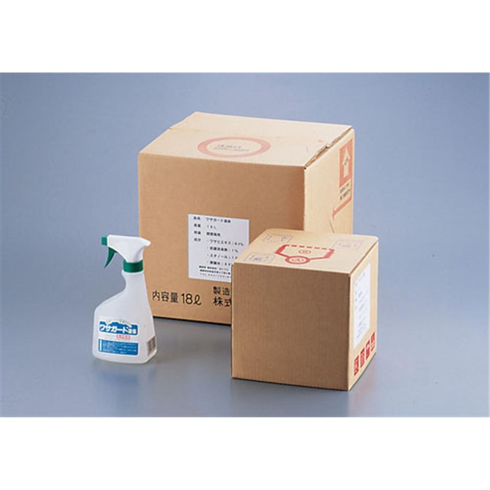 洗浄除菌剤 ワサガード液体 18L詰替用