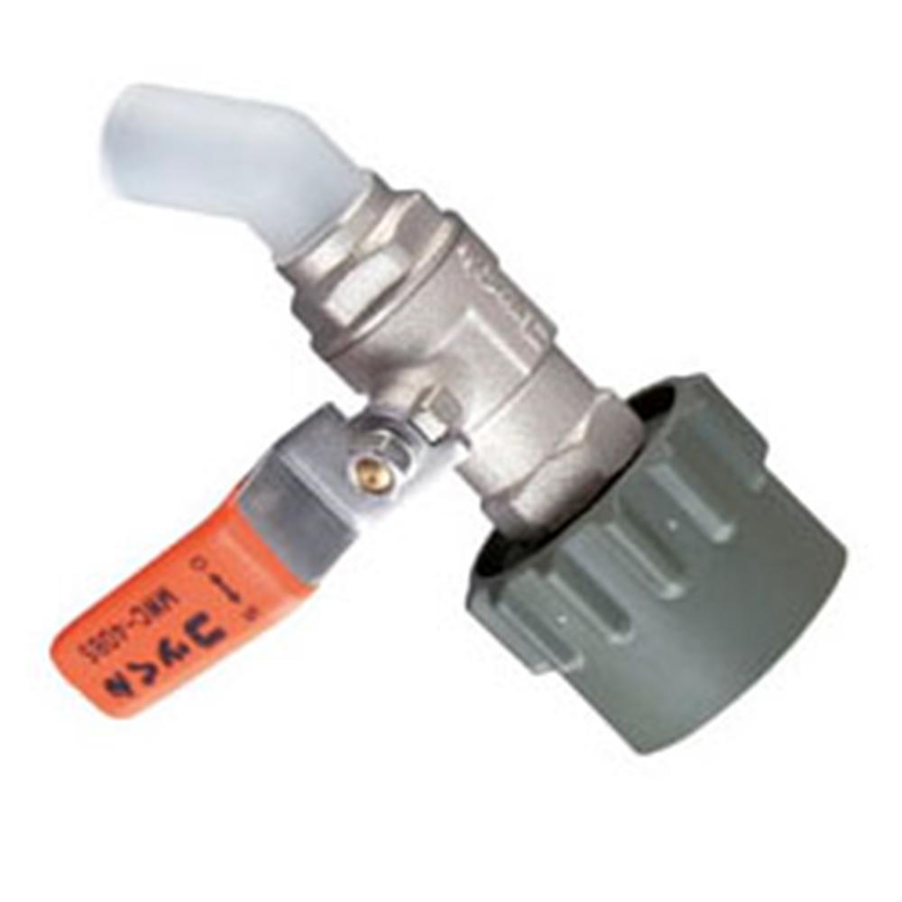 一斗缶用バルブ MWC−40BS オレンジ