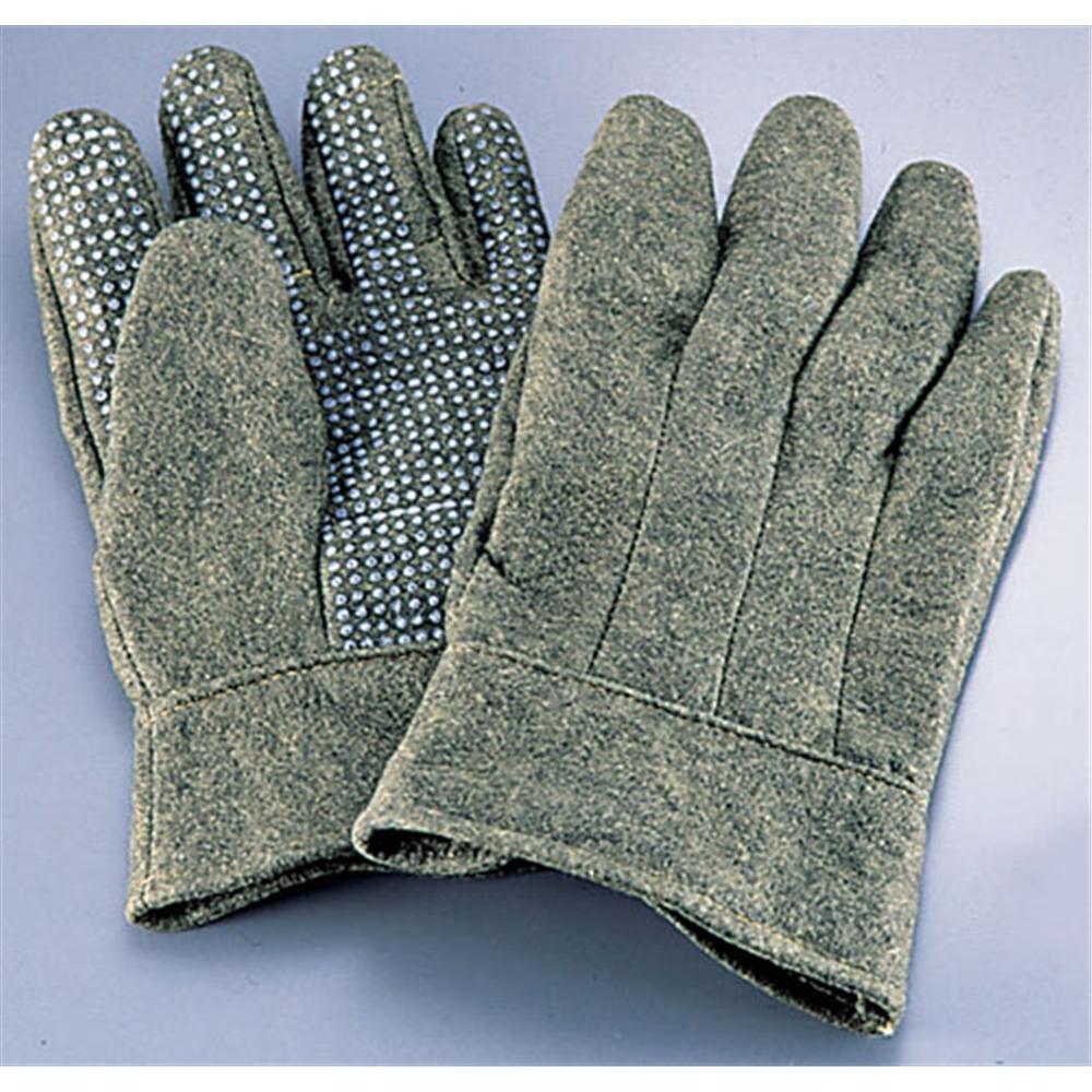 テクノーラ 5本指手袋 耐熱滑り止め付 EGF−36(左右1組)