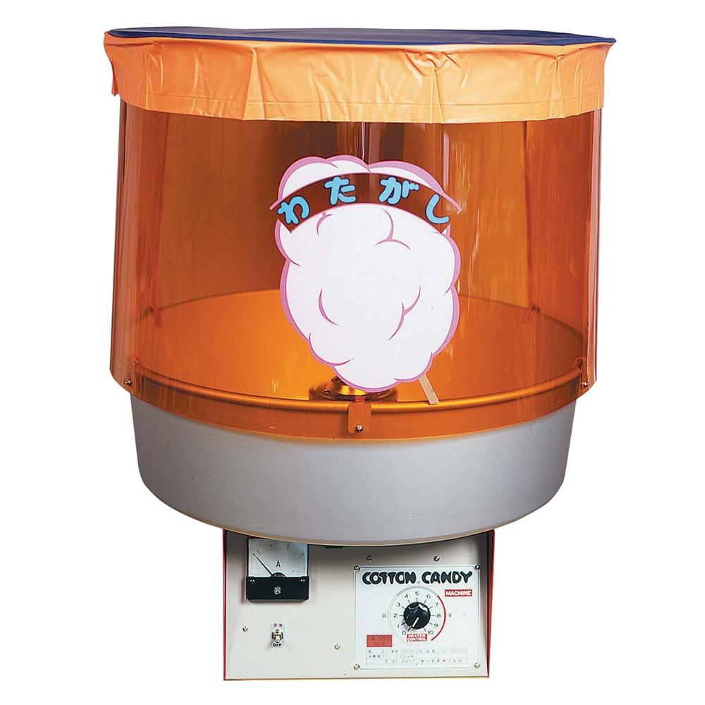 全自動わた菓子機YO−5型