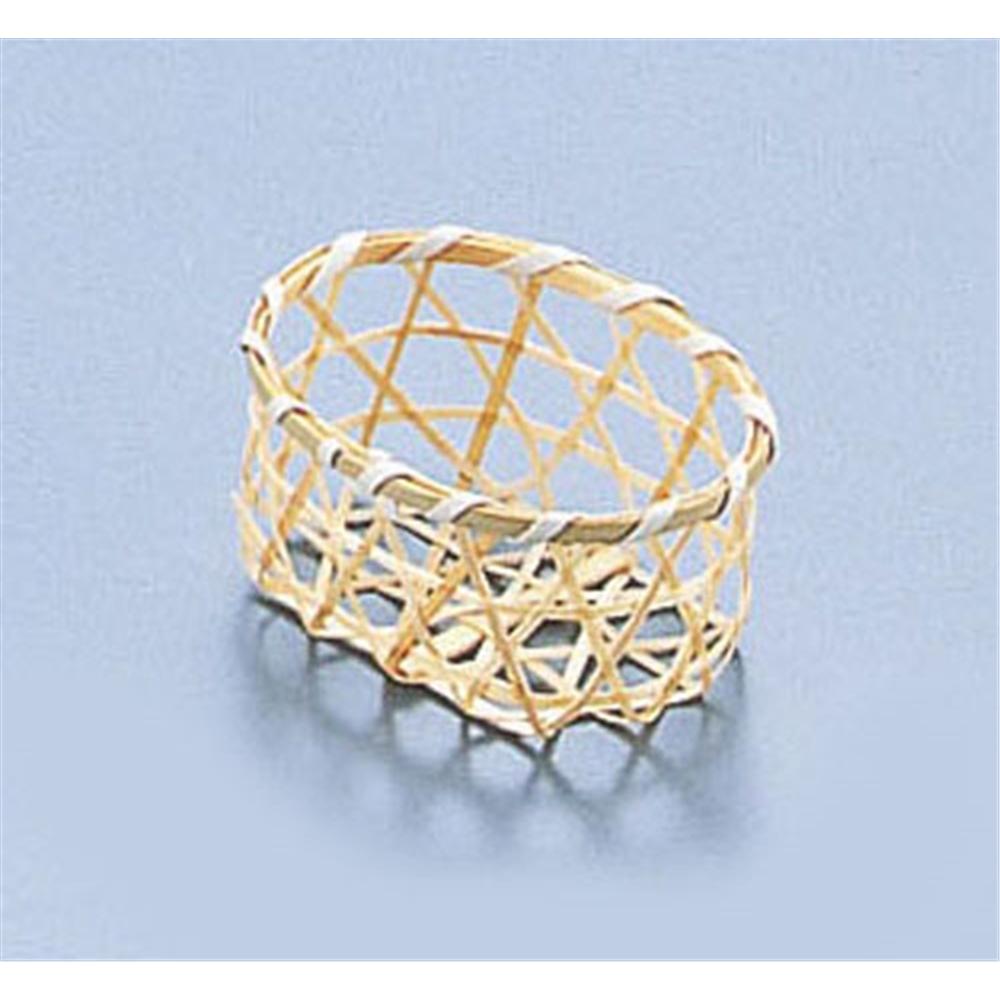 竹製 珍味籠(10個入) 3081 ミニたまご