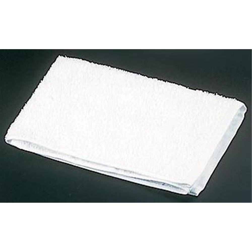 抗菌防臭タオル白 MC7240 (1袋1ダース入)