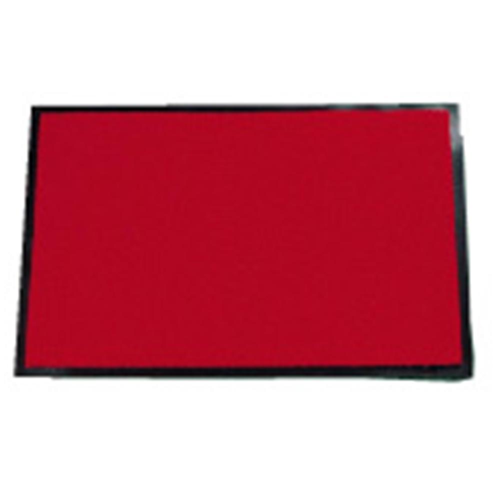 シルビアマット 900×1200mm 赤