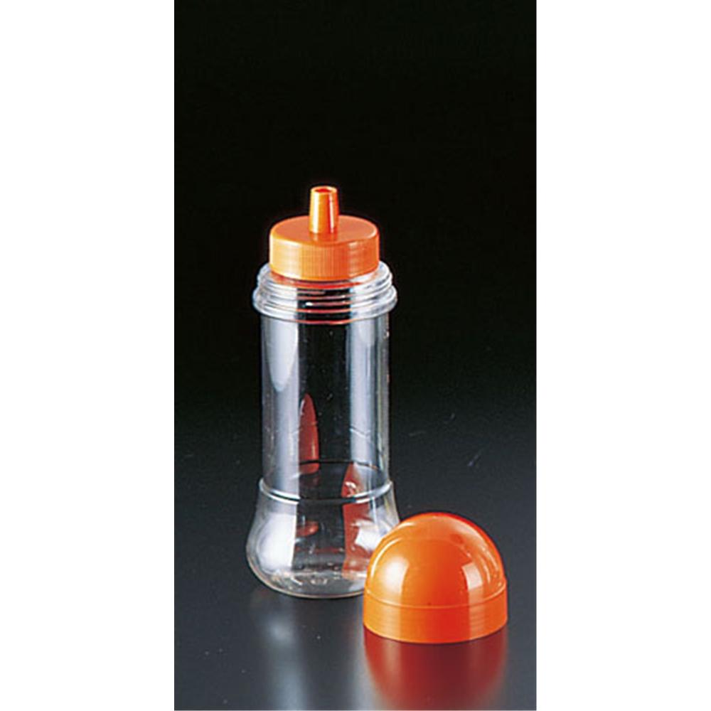 食品ボトル FB−200 オレンジ(12ヶ入)