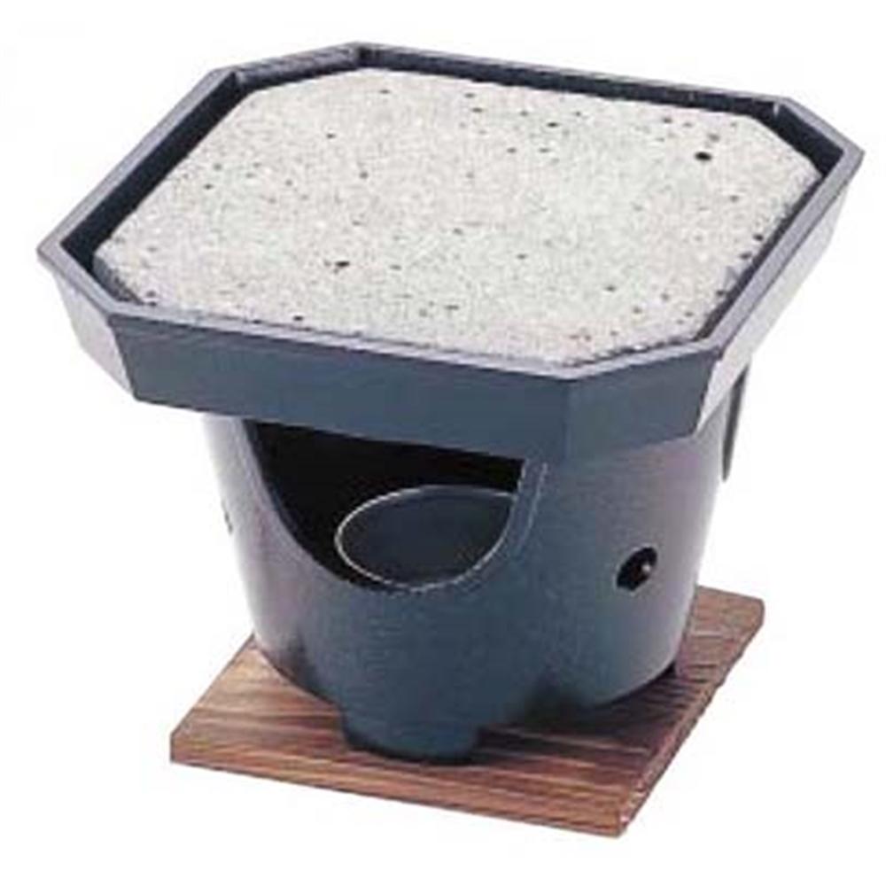 角石焼皿(ホルダー付) ST−492
