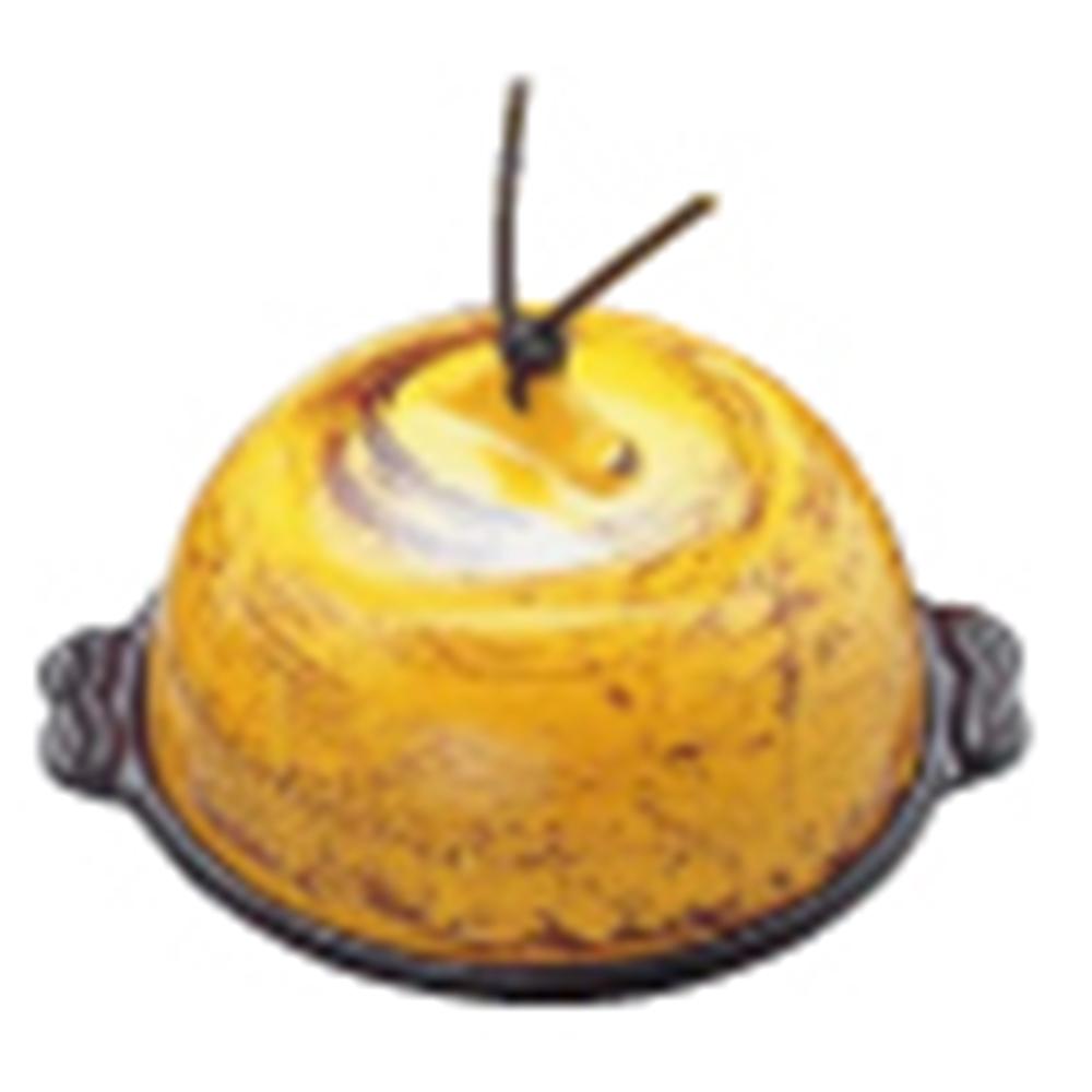 アルミ高瀬陶板鍋 なると 中 15cm