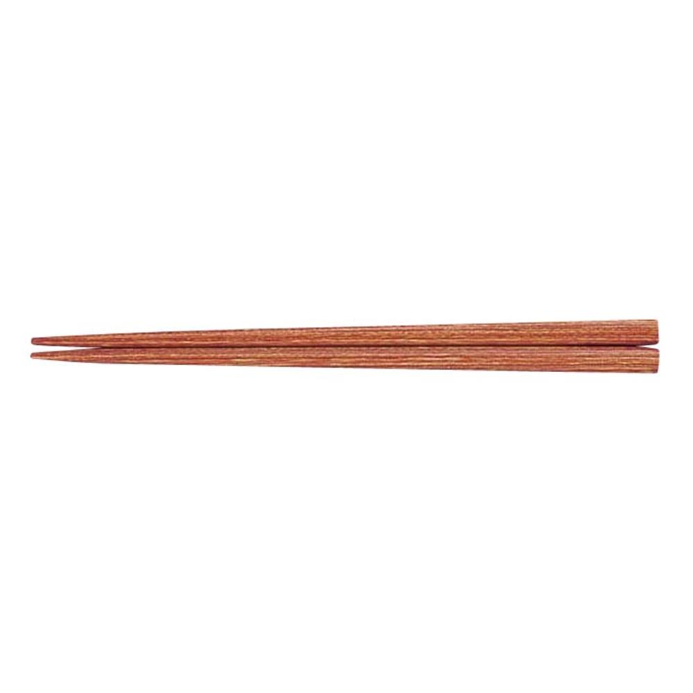 木箸 京華木 チャンプ (50膳入) 18cm