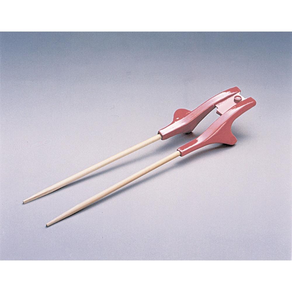 箸蔵くん 菜箸 SS−8 右手用 ピンク
