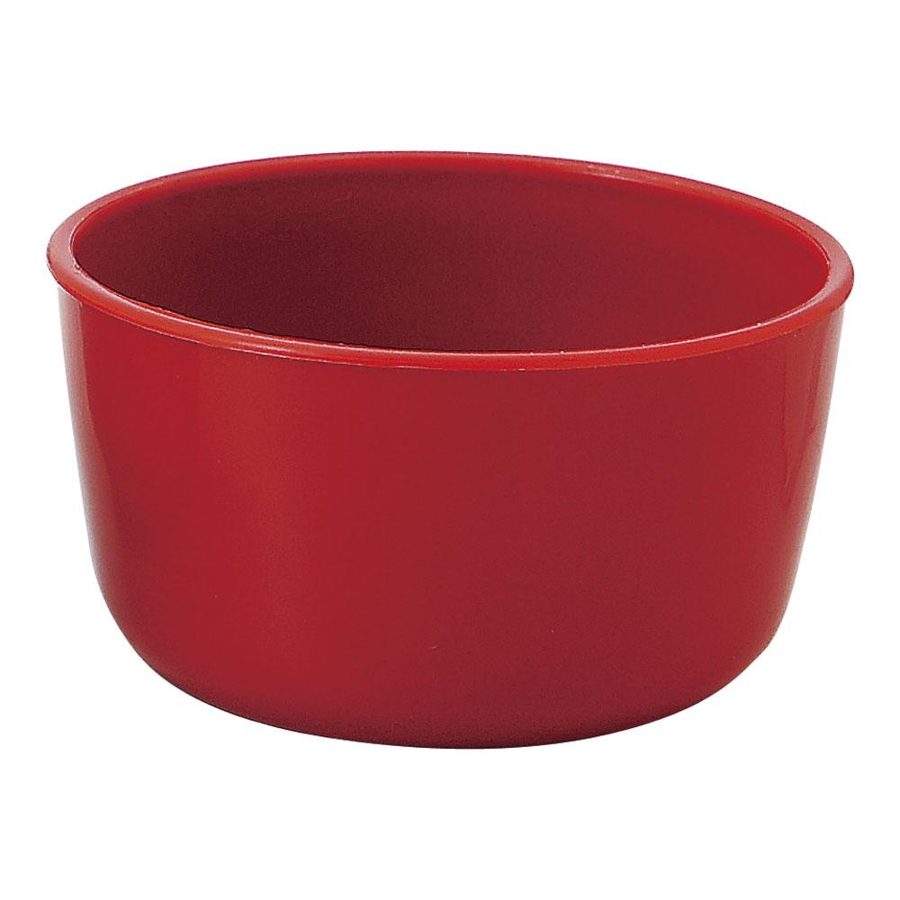 PP 丸小鉢(70個入) 赤
