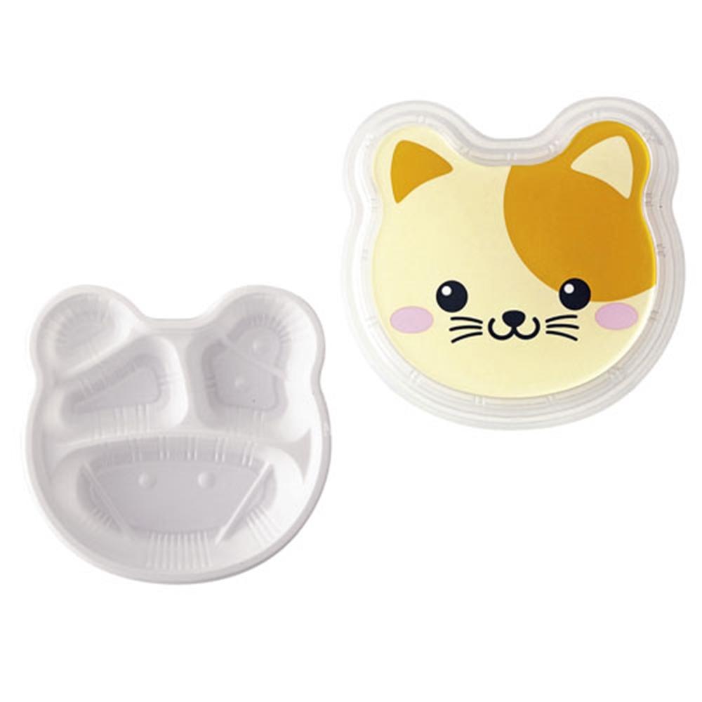 アニマル幼稚園 TY−1(50セット) 白/ネコ