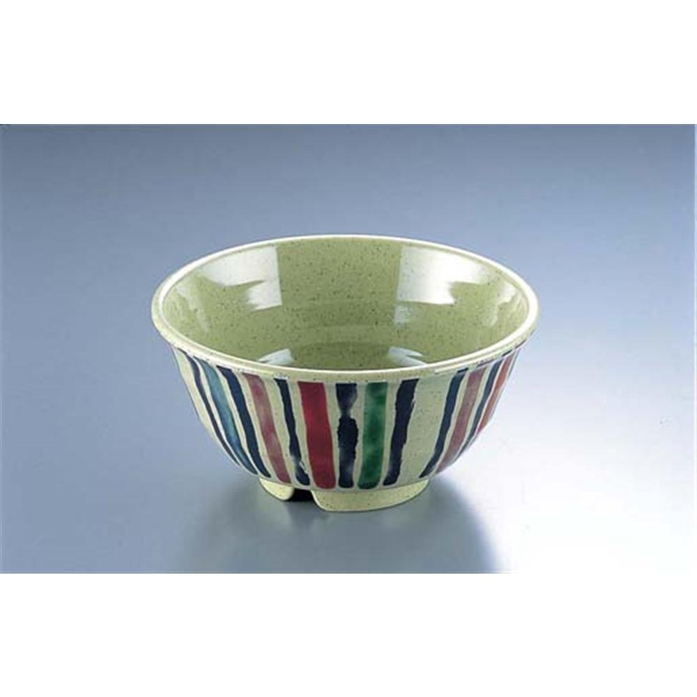 メラミン 色とくさ うどん鉢 IT−777