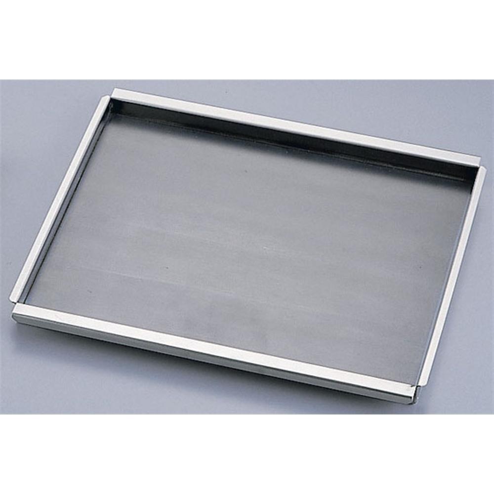 関西式たこ焼器(28穴)専用鉄板 大(2枚掛サイズ)