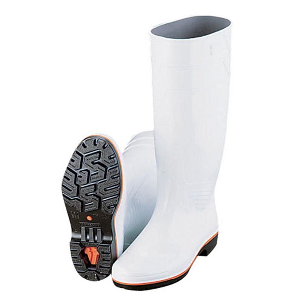 弘進 ザクタス調理場用長靴 Z−01 白 (耐油性) 24cm