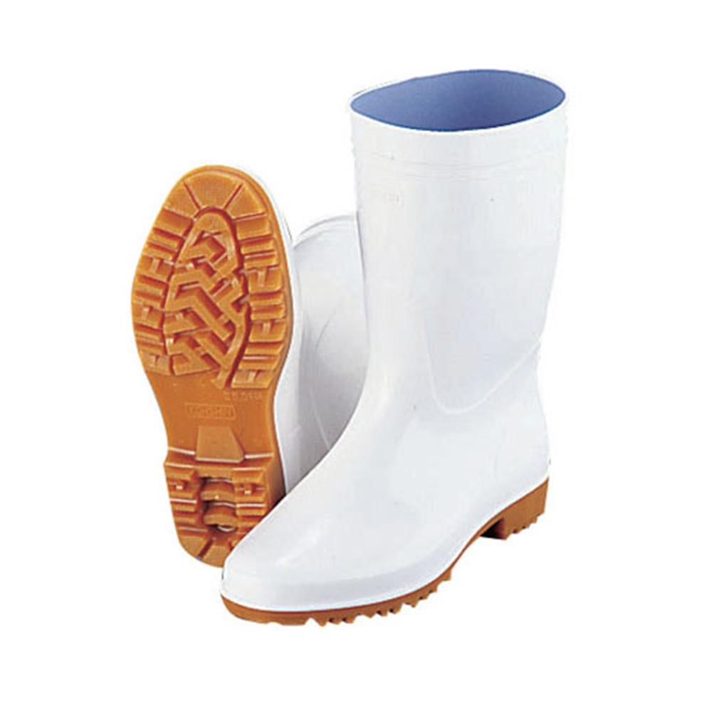 弘進 ゾナG3白長靴(耐油性) 29cm