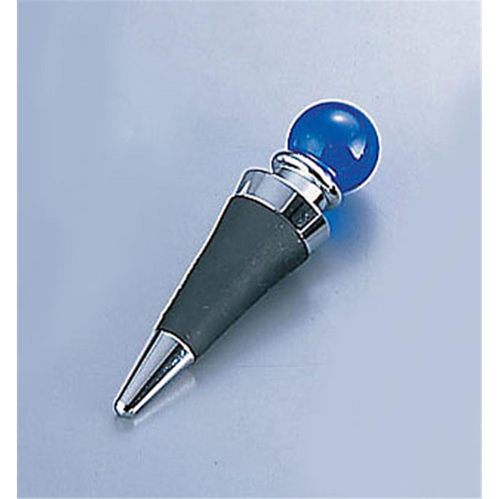 18−8ルナ ボトルストッパー ブルー