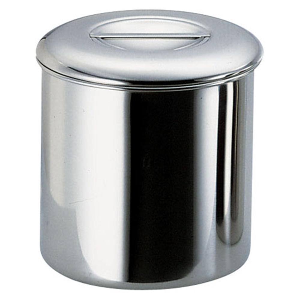 エコクリーン18−8内蓋式キッチンポット 12cm