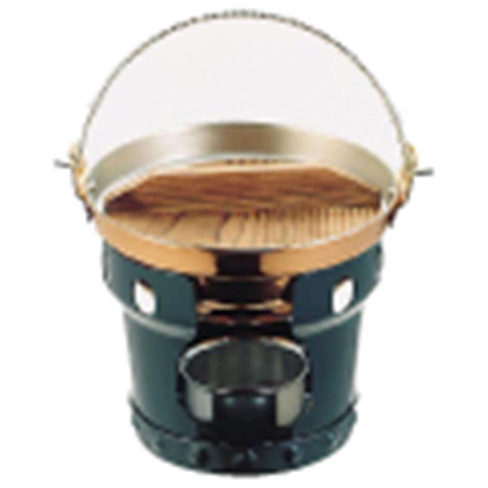 純銅製 寄せ鍋セット 15cm