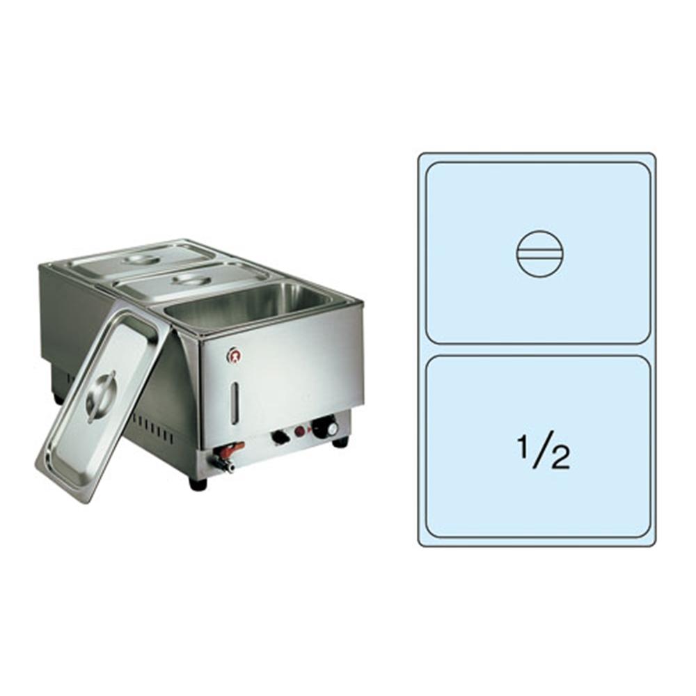 電気フードウォーマー1/1タテ型 KU−202T