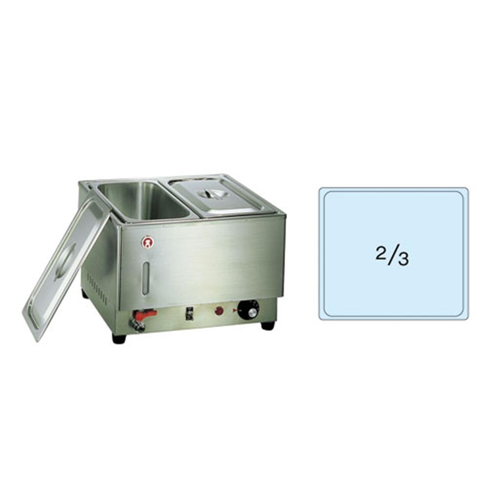 電気フードウォーマー2/3型 KU−301
