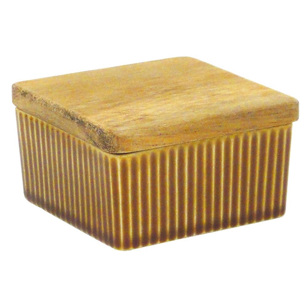ViV(ヴィヴ)バターケース ハーフ 26249 ブラウン