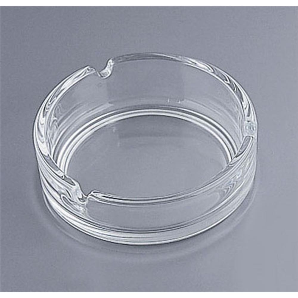 ガラス製 アルジェ灰皿 P−05513