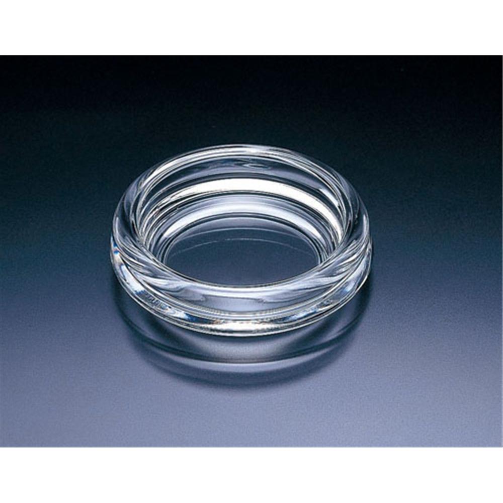 ガラス製 モントレー灰皿 P−6402