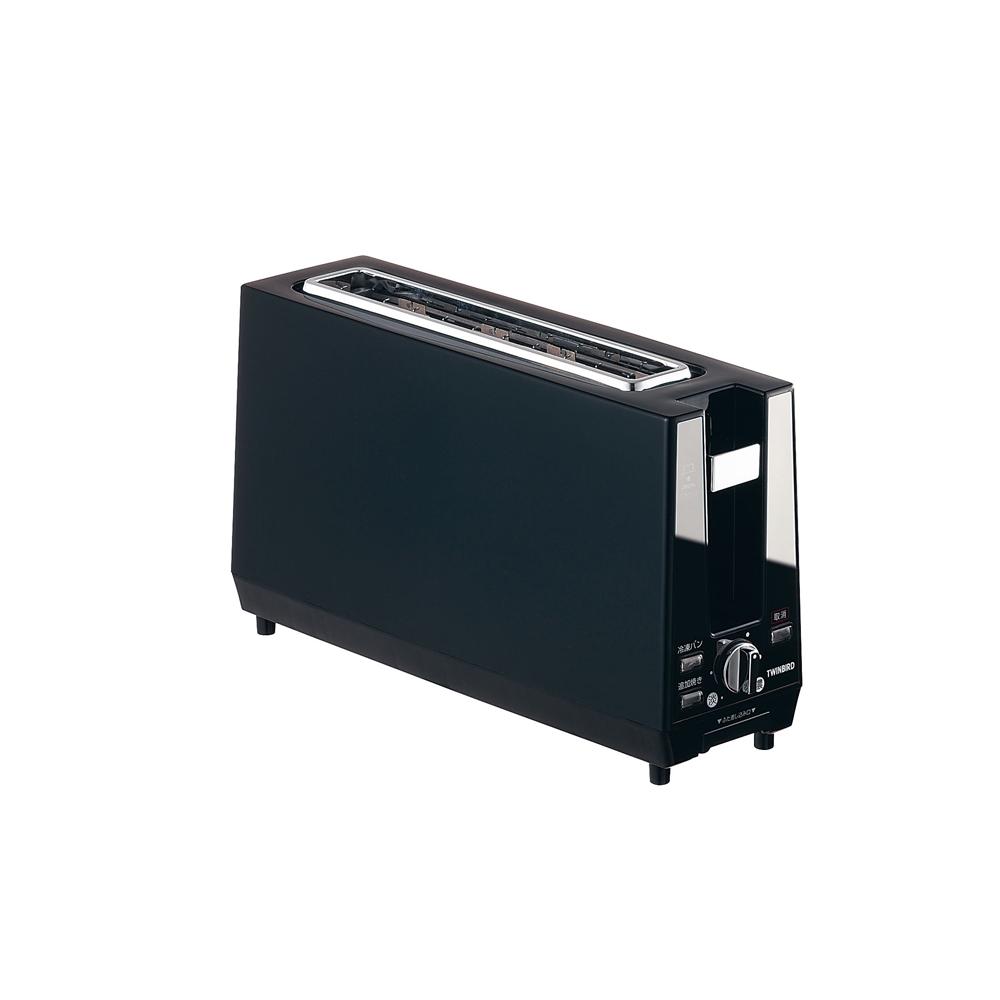 ポップアップトースター TS−D424B ブラック
