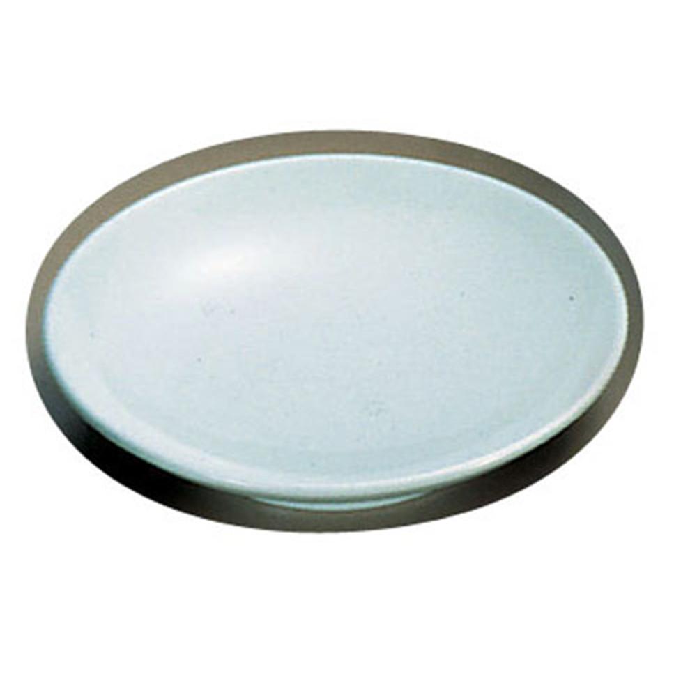 メラミン「青磁」 中華取皿CS−42