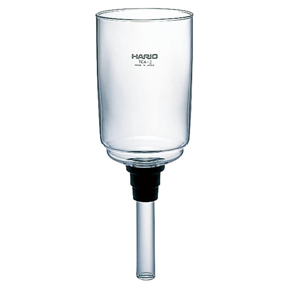 ハリオ・コーヒーサイフォン「テクニカ」 TCA−2用部品:上ボール