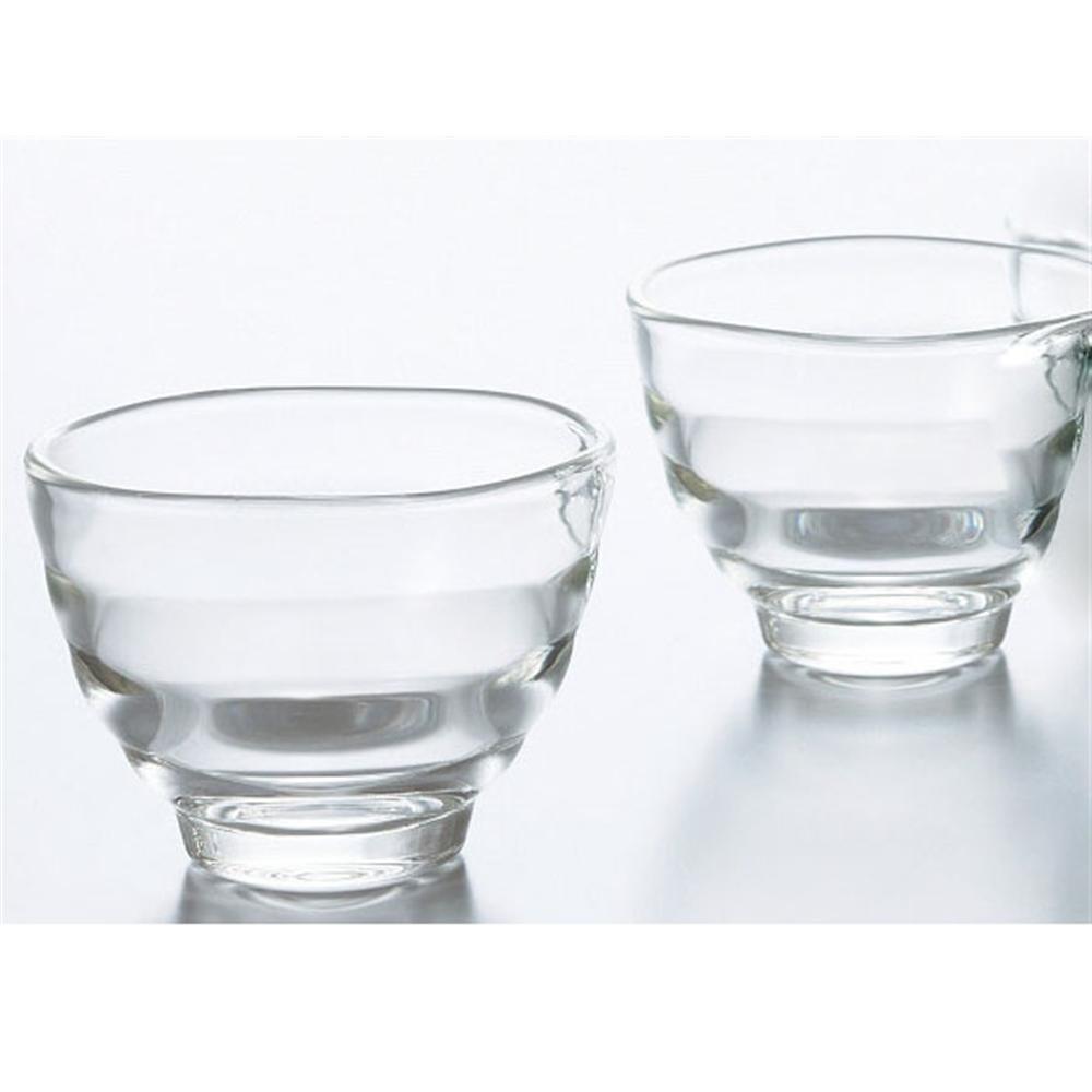 ハリオ 耐熱湯呑み(2ヶ入) HU−0830