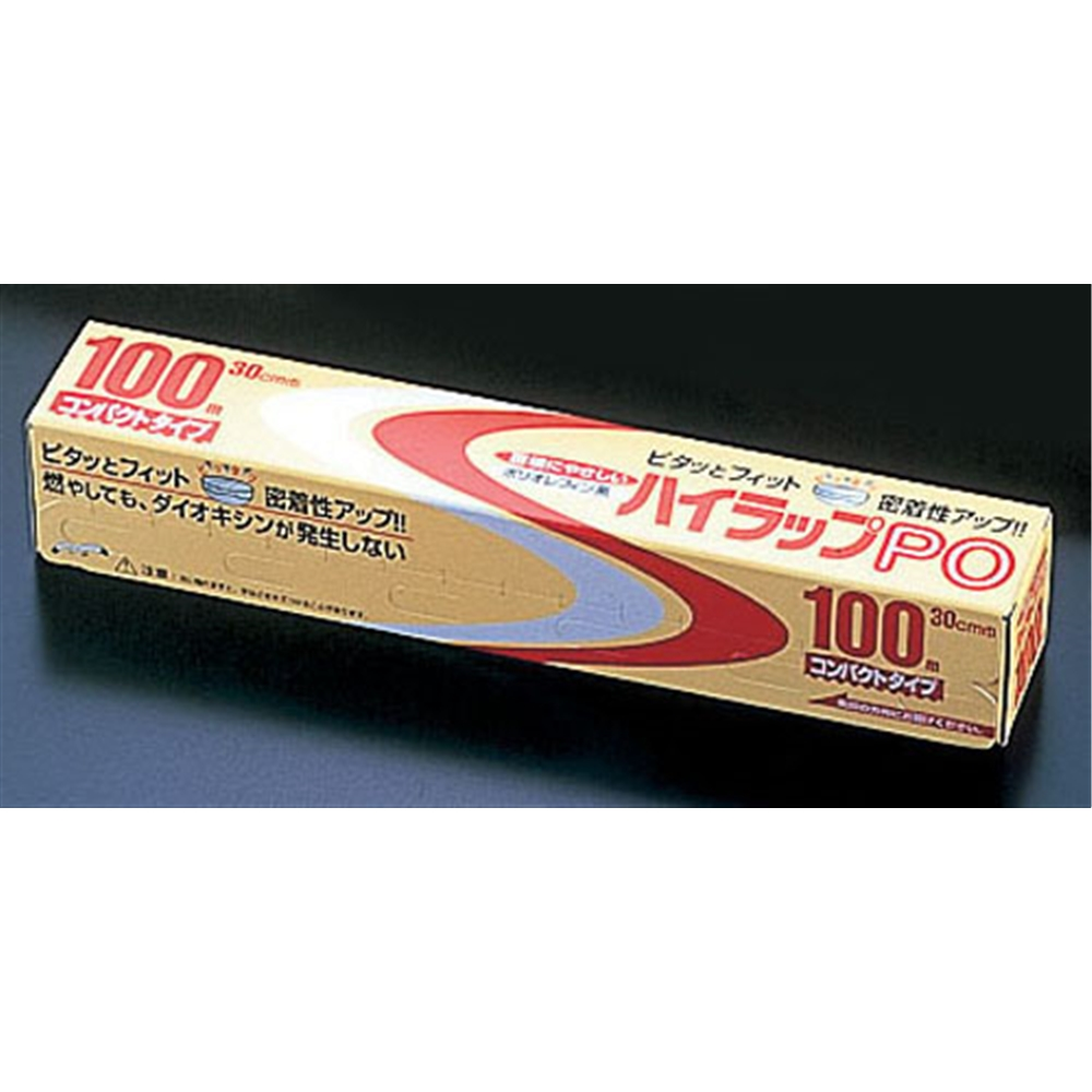 三井 ハイラップPO 幅30cm×100m ケース単位30本入