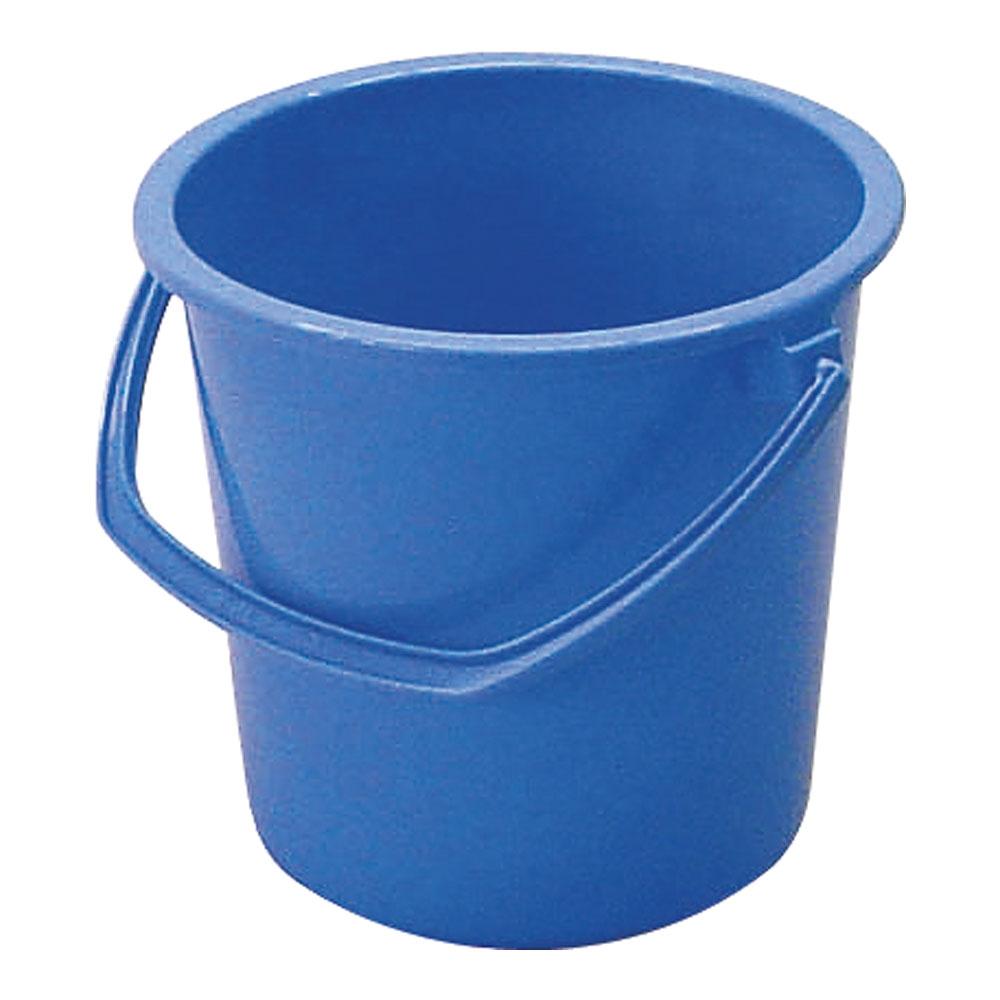 ヤザキ カラーバケツ YP−5 ブルー