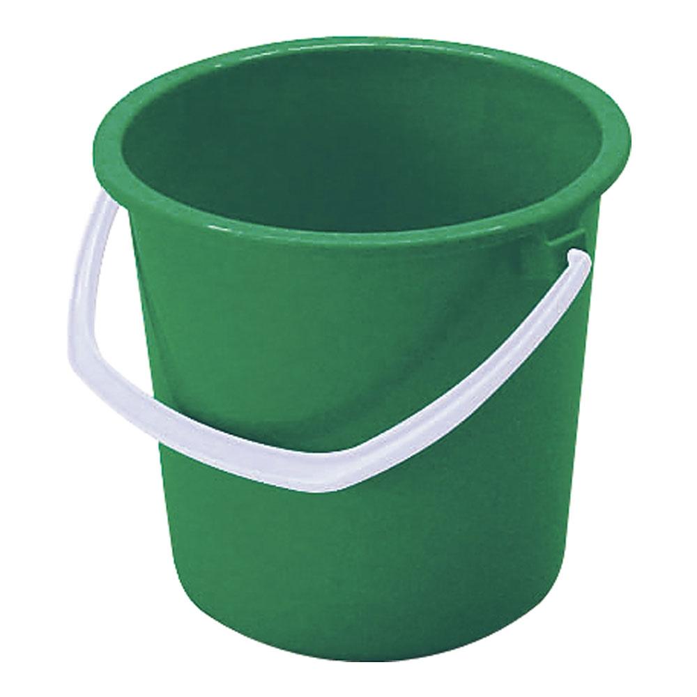 ヤザキ カラーバケツ YP−10 グリーン