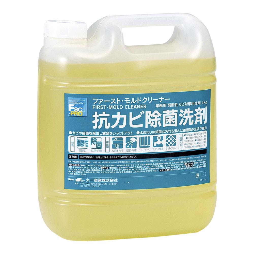 モルドクリーナー(抗カビ除菌洗剤) 4kg