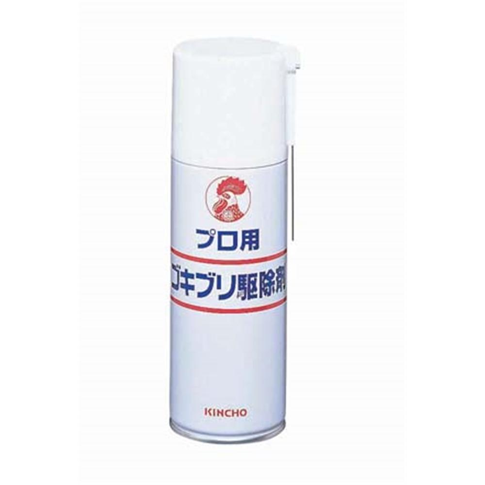 キンチョウ プロ用ゴキブリ駆除剤 420ml