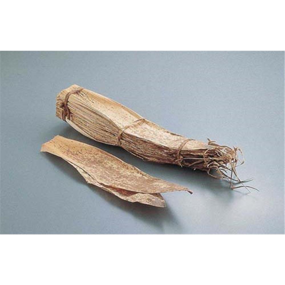 天然竹皮 大 1kg(約80枚入)