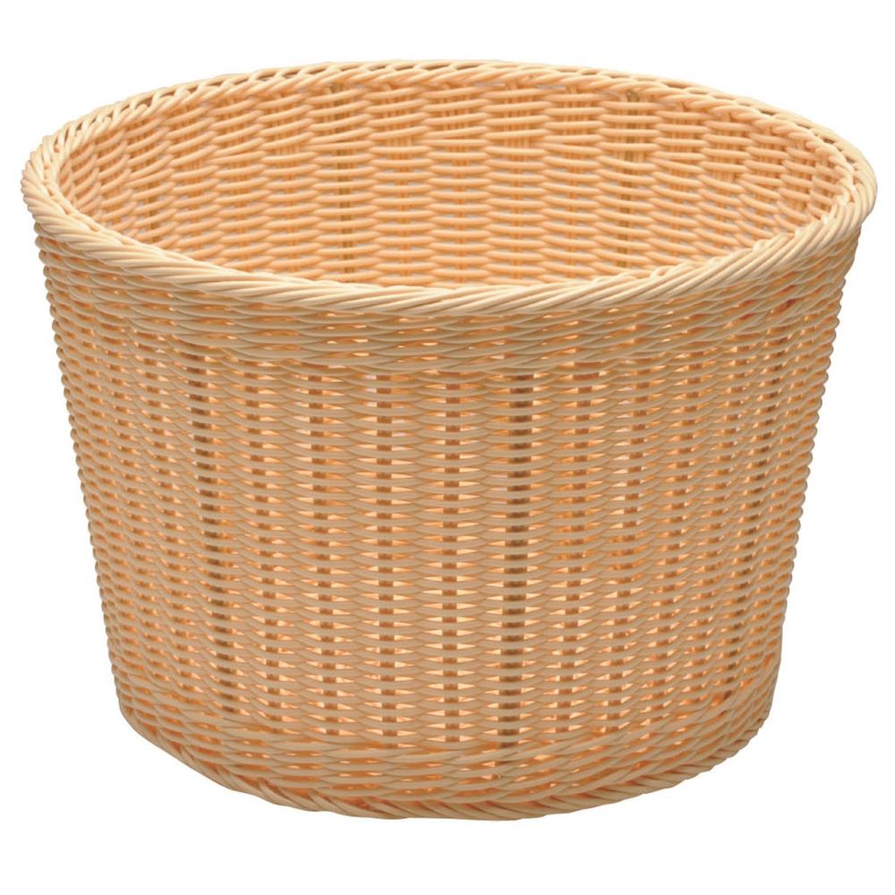 樹脂製丸かご 大 91−015