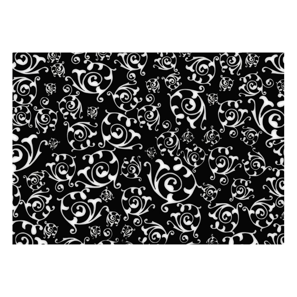 シンビ シリコン ランチマット FR−103 ブラック