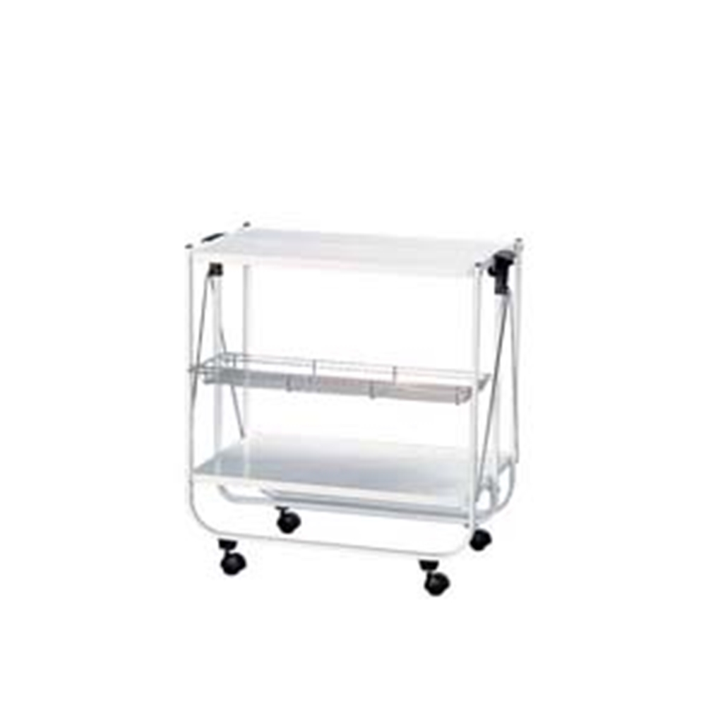 ホールディング トローリー H11907−WT ホワイト