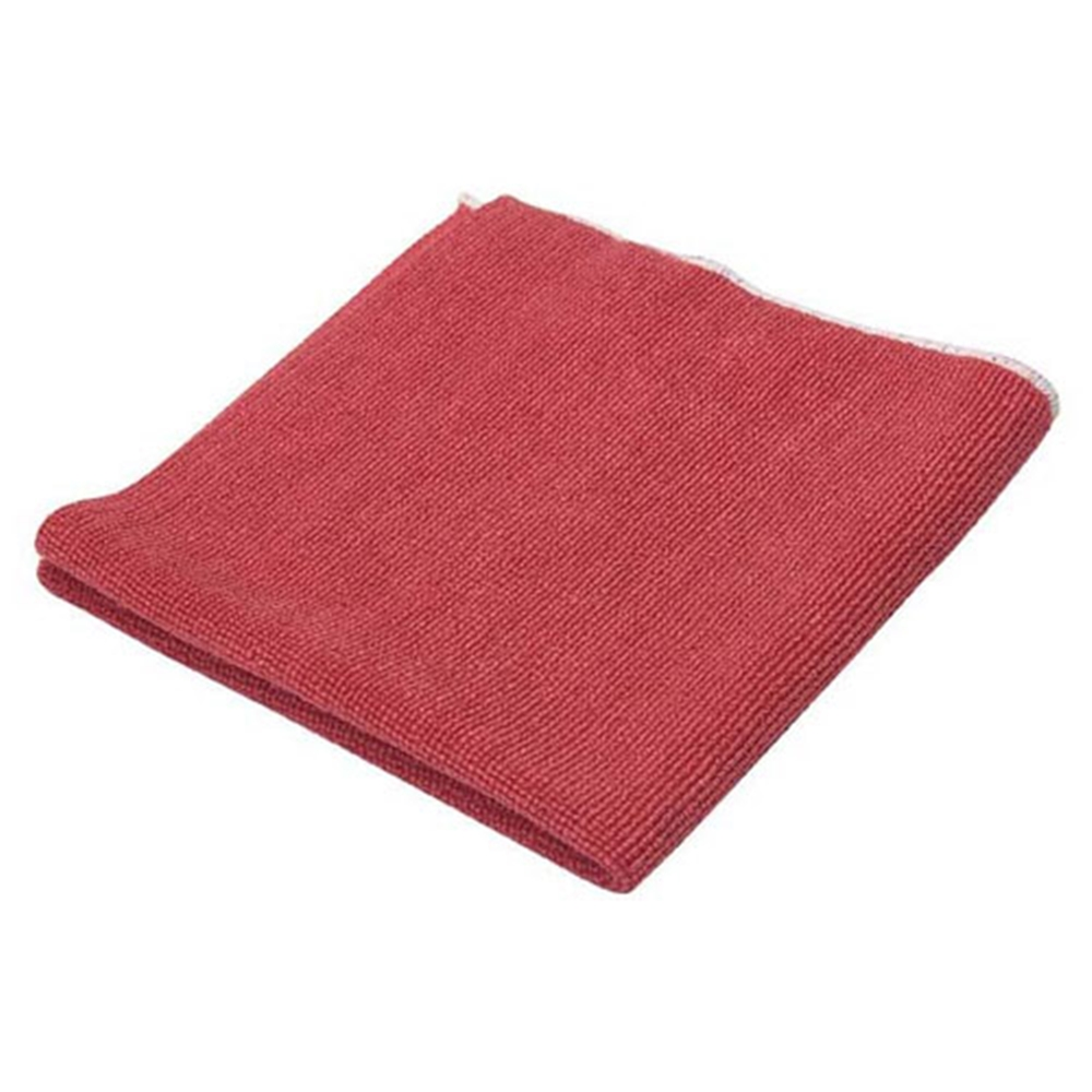 アーゴクリーン マイクロファイバークロス 6910 赤 ヴァイカン
