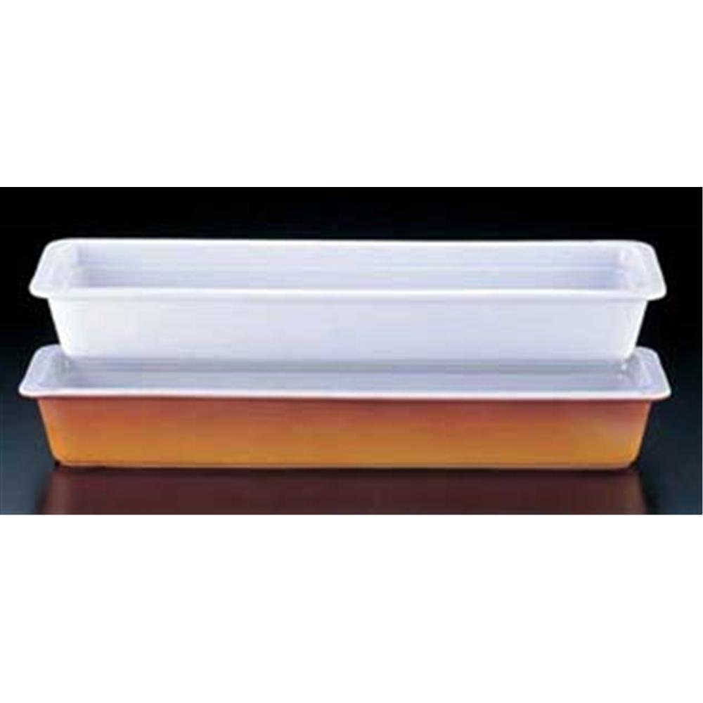 ロイヤル陶器製角ガストロノームパン PC625−24 2/4 カラー